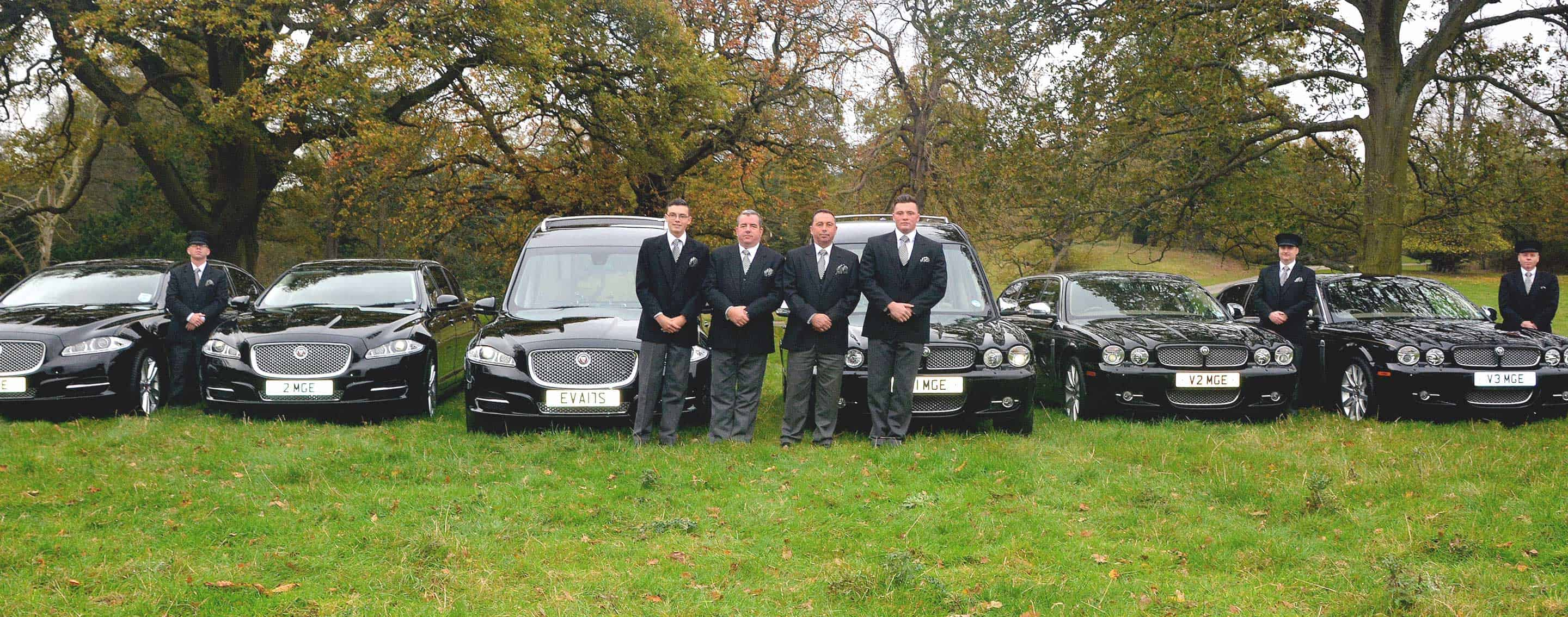 M G Evans Sons Family Funeral Directors Over Half a Century of Expertise