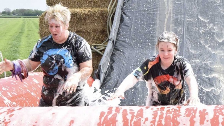 Coventry and Warwickshire Pretty Muddy 5K Race